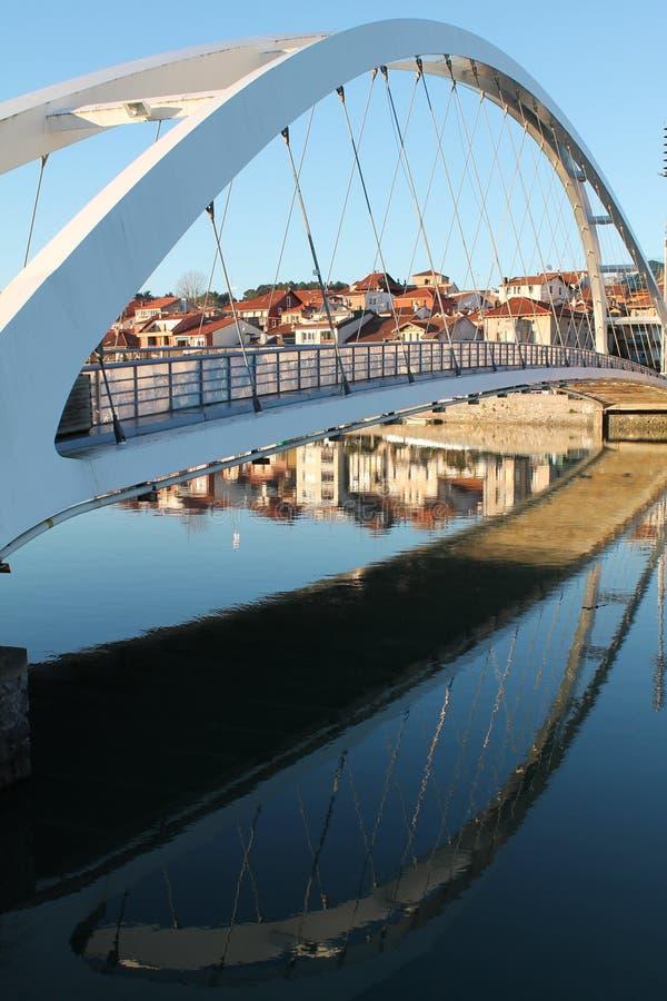 Geltokikozubia, Plentzia (Baskisch Land) stock afbeelding