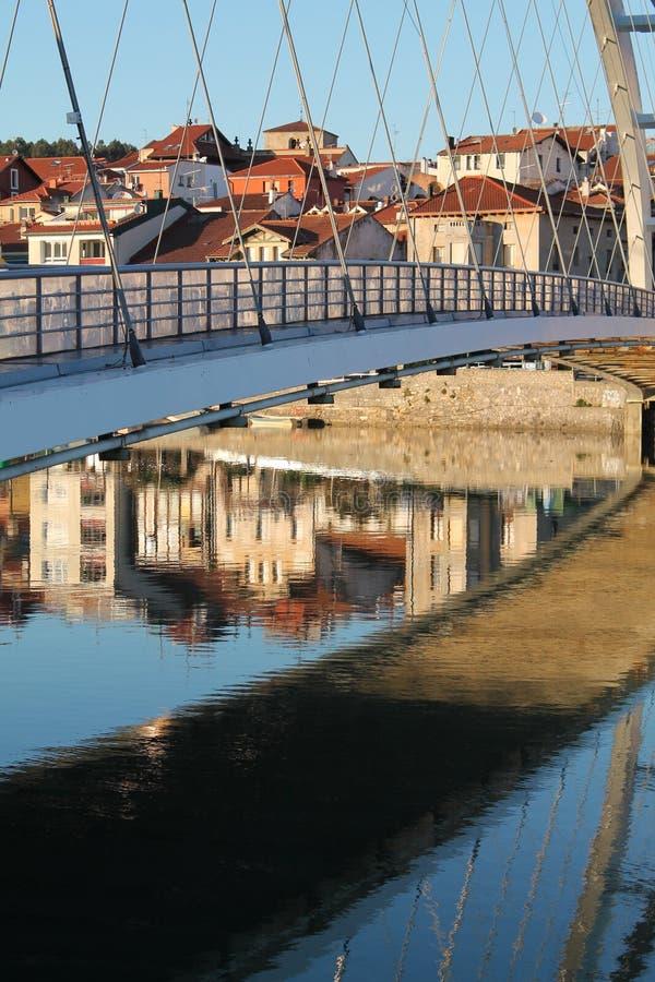 Geltokikozubia, Plentzia (Baskisch Land) stock fotografie