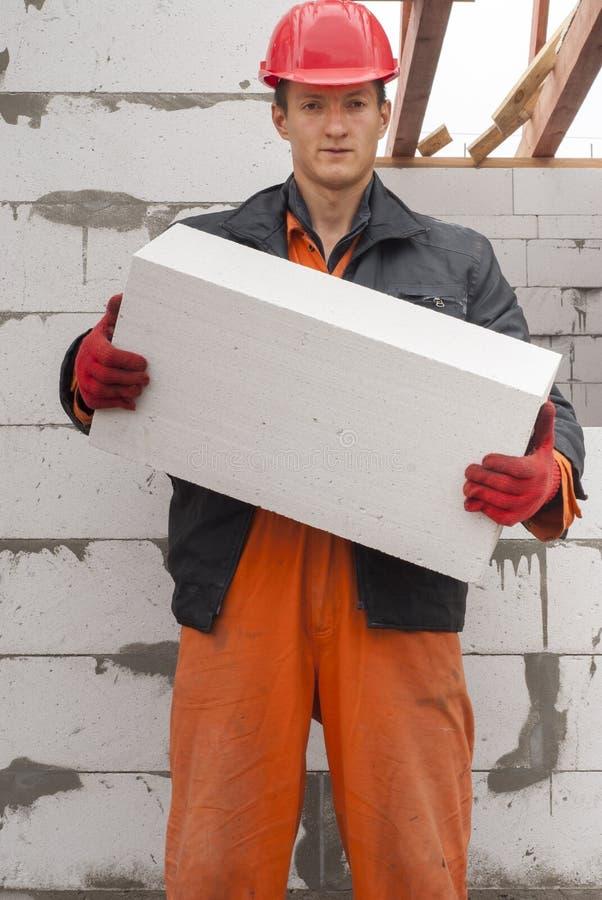 Gelucht beton stock afbeelding
