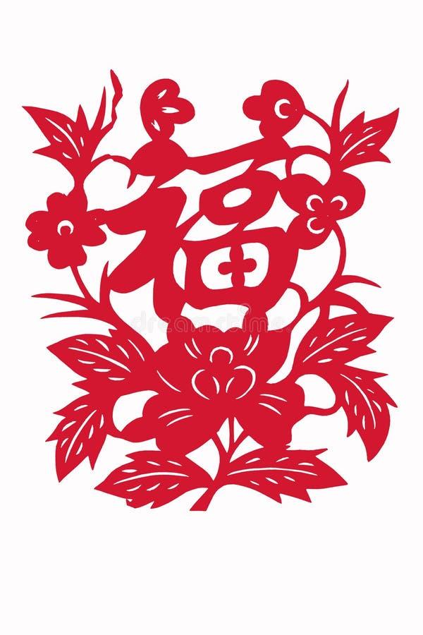 Geluk - Fu. vector illustratie