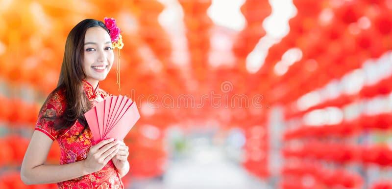 Gelukkig Chinees nieuw jaar royalty-vrije stock afbeeldingen