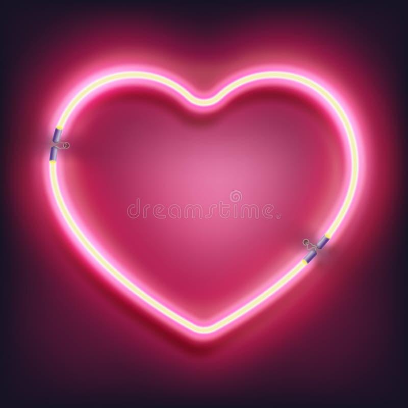 Gelukkig de Dagmalplaatje van Valentine s Eps 10 vector illustratie