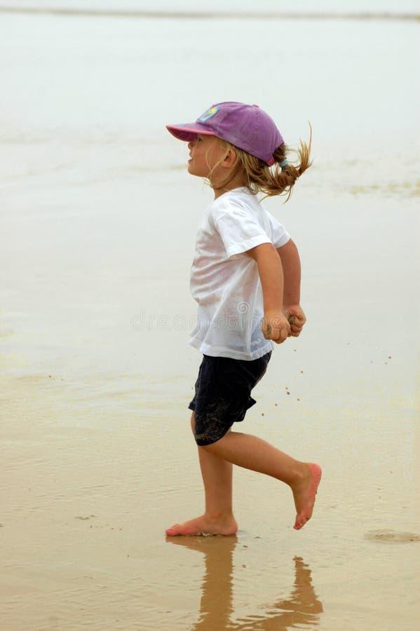 Gelukkig de zomerkind royalty-vrije stock afbeeldingen