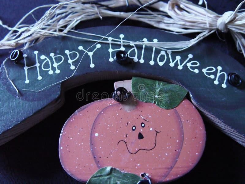 Gelukkig Halloween Royalty-vrije Stock Afbeeldingen