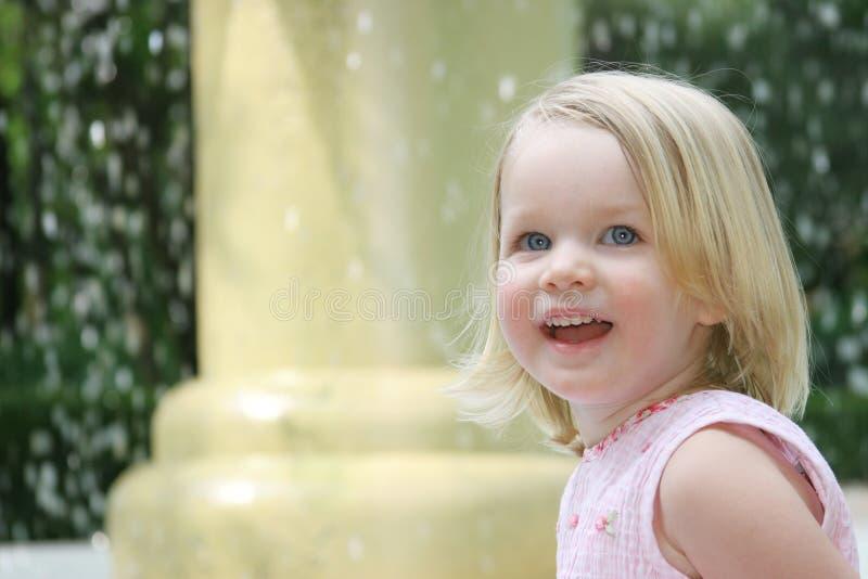 Gelukkig meisje royalty-vrije stock foto's