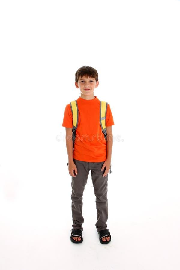 Gelukkige Jonge Jongen stock fotografie