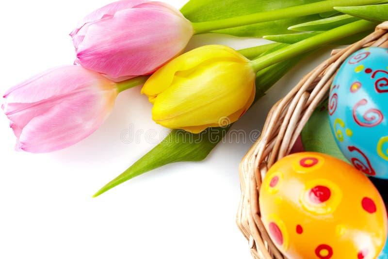 Gelukkige Pasen! royalty-vrije stock afbeeldingen