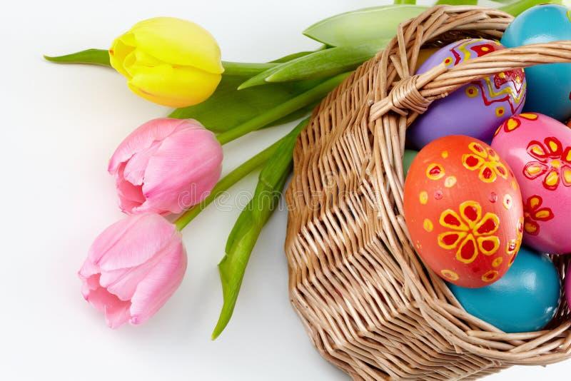 Gelukkige Pasen! royalty-vrije stock foto