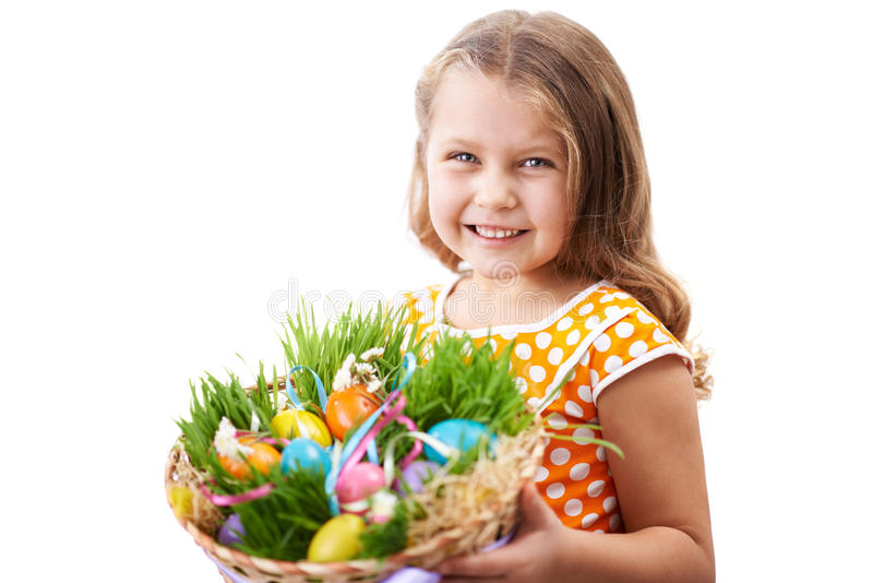 Gelukkige Pasen! royalty-vrije stock fotografie