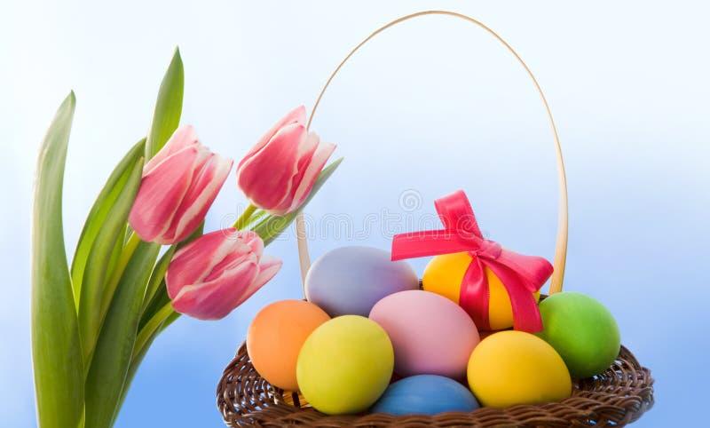 Gelukkige Pasen! stock foto