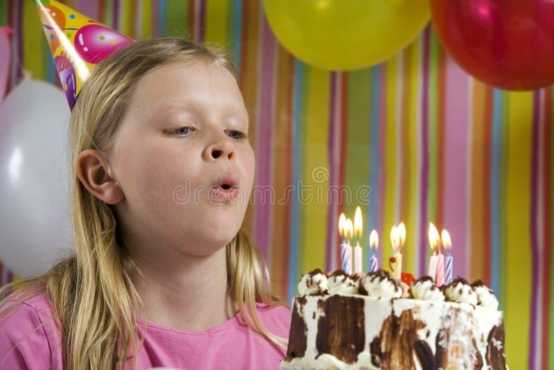 Gelukkige Verjaardag royalty-vrije stock fotografie
