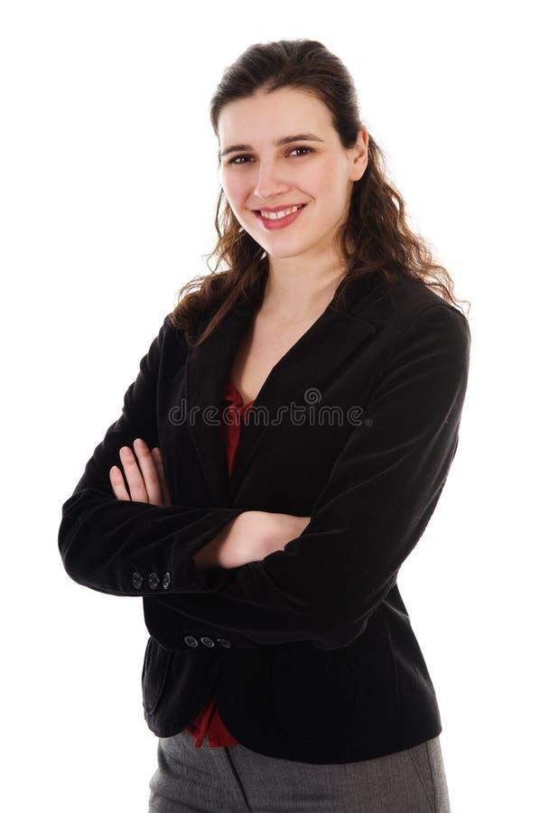 Gelukkige Vrouw stock afbeeldingen