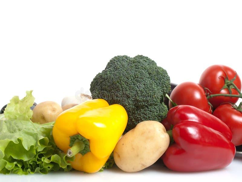 Download Gemüse stockbild. Bild von gesund, schuß, brokkoli, tomate - 26353925