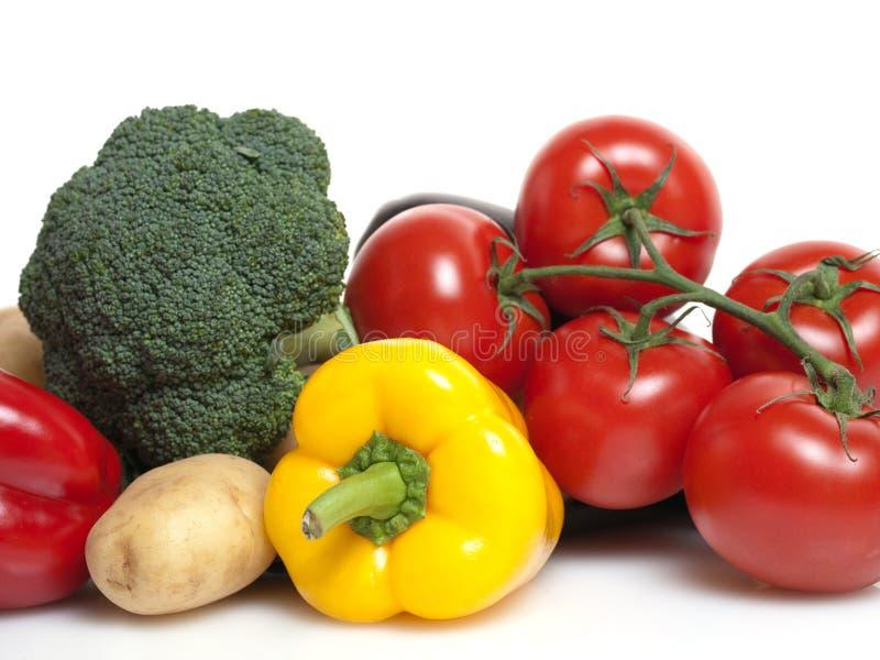 Download Gemüse stockbild. Bild von aubergine, nahrung, nahaufnahme - 26353949