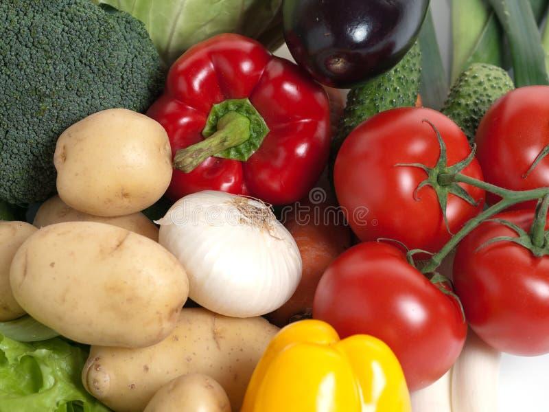 Download Gemüse stockbild. Bild von organisch, weiß, lauch, glocke - 26353959