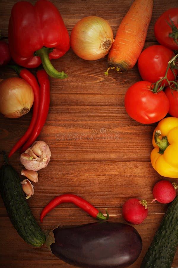 Gemüse eingestellt lizenzfreies stockbild