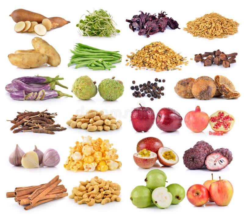 Gemüse und Frucht stockfoto