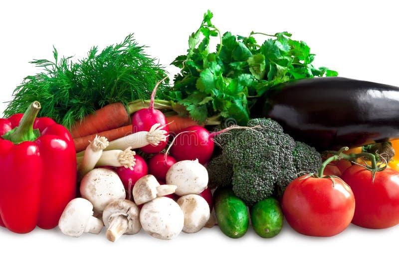 Gemüseallsorts stockfotografie