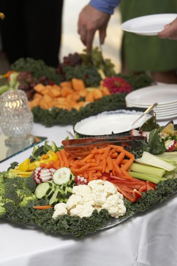 Gemüseaperitifs stockfotos