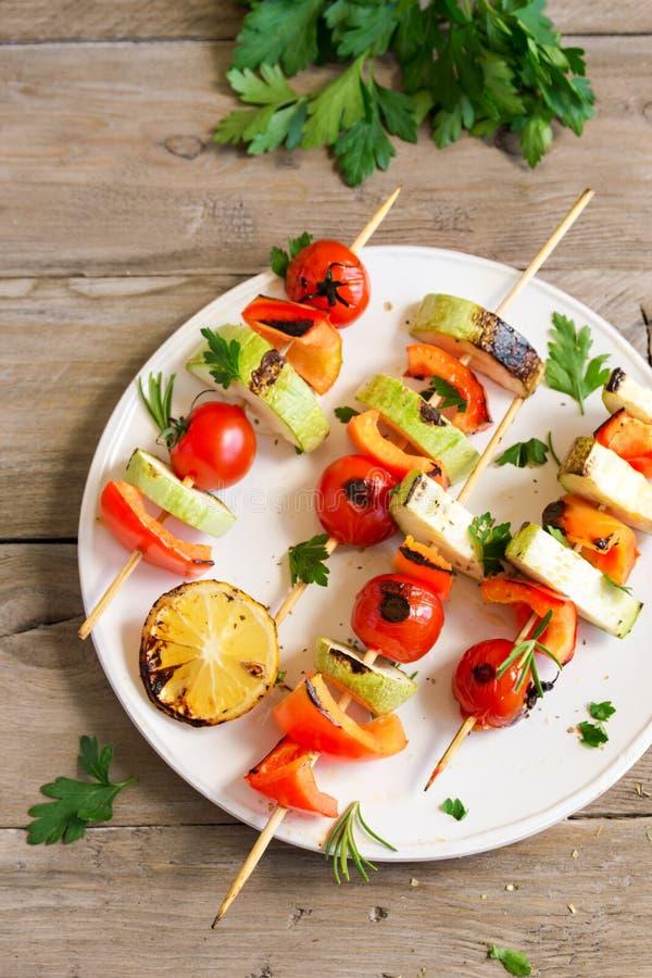Gemüseaufsteckspindeln lizenzfreie stockbilder