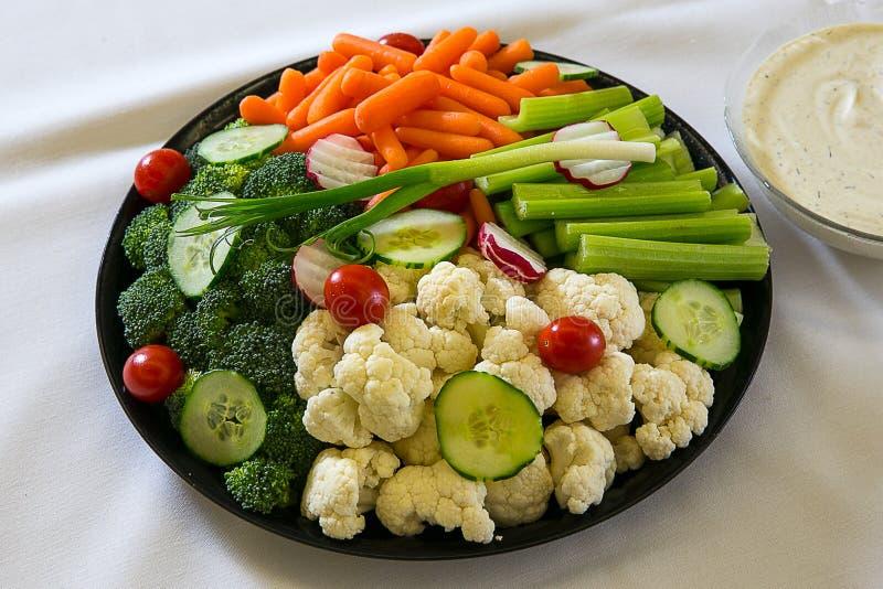 Gemüsebehälter lizenzfreie stockfotografie