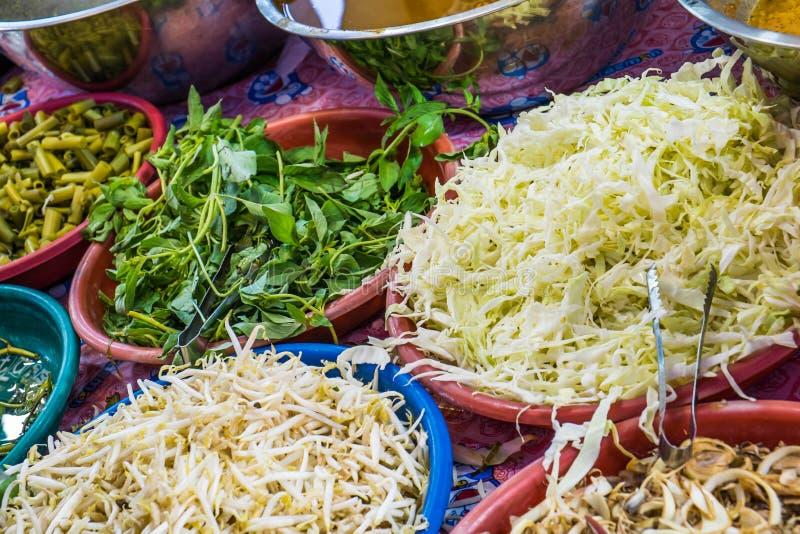 Gemüsebeilagen lizenzfreies stockfoto