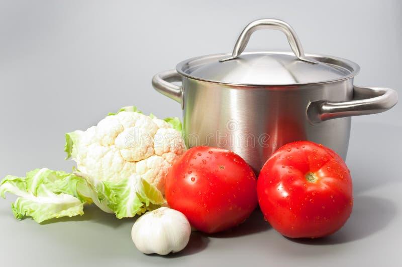 Gemüsec$nochlebensdauer lizenzfreie stockfotos