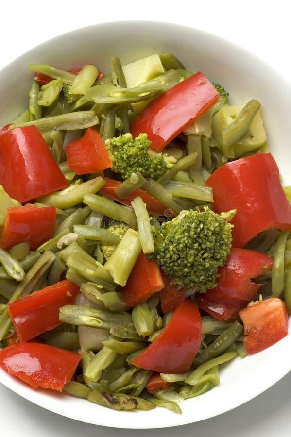 Gemüsemischung stockfoto