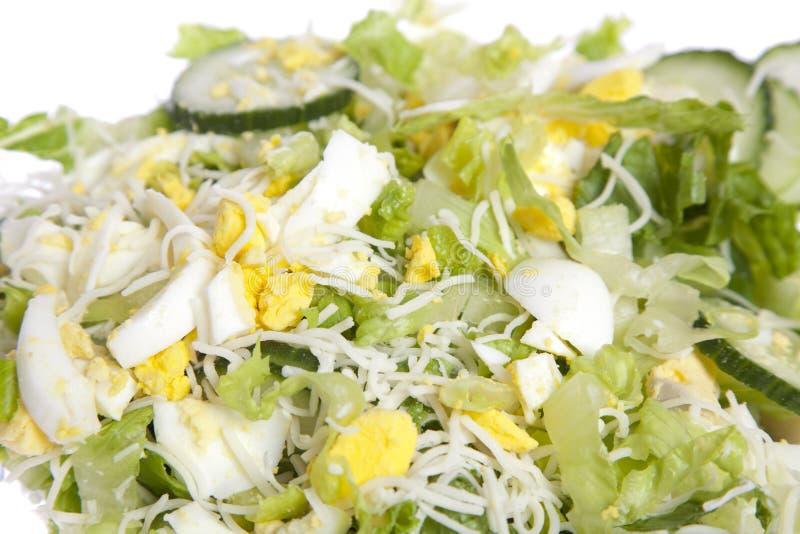 Download Gemüsesalat stockfoto. Bild von käse, blatt, gemüse, gesund - 12200870
