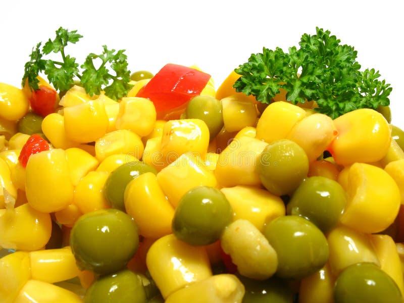 Gemüsesalat stockfotos