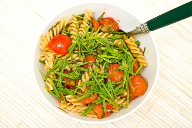 Gemüseteigwaren stockbilder