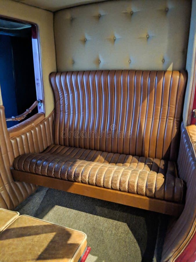 Gemütlicher Stagecoach-Komfort lizenzfreie stockfotografie