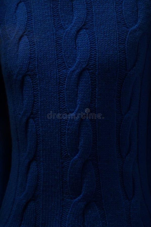 Gemütliches sweter tecsture lizenzfreie stockfotografie