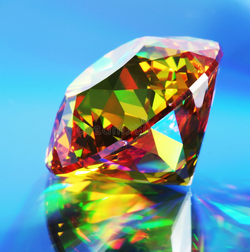Gem royalty free stock photos