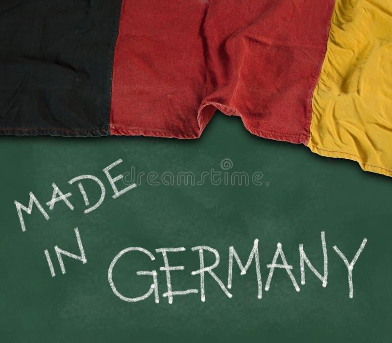 Gemaakt in Duitsland royalty-vrije stock foto's