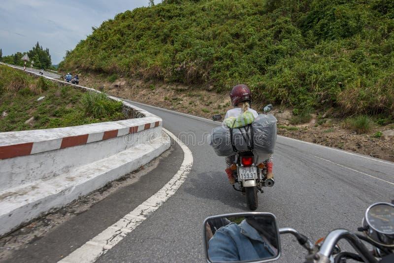 Gemakkelijke Ruiters Vietnam stock afbeelding