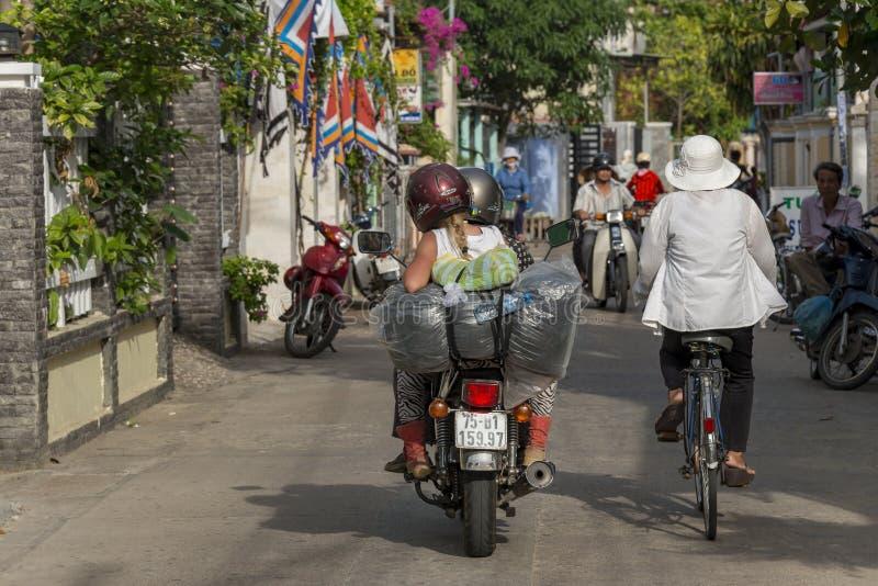 Gemakkelijke Ruiters Vietnam royalty-vrije stock fotografie