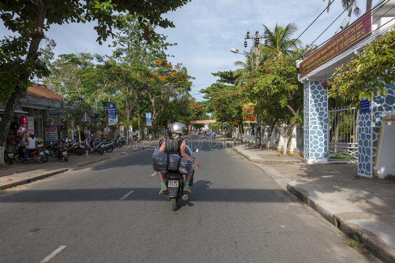 Gemakkelijke Ruiters Vietnam stock fotografie