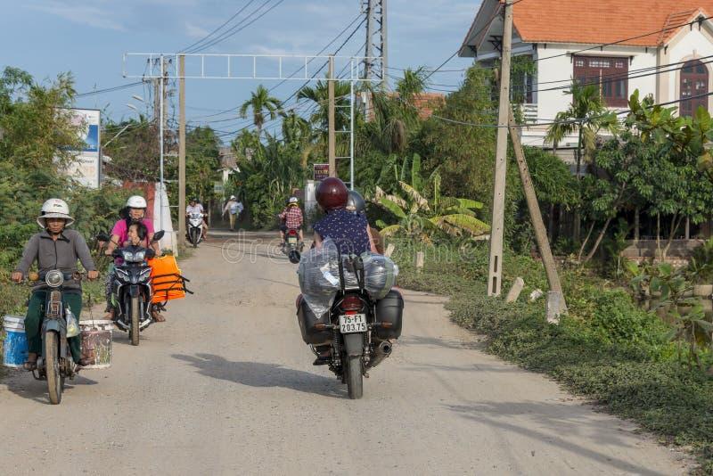 Gemakkelijke Ruiters Vietnam stock foto's