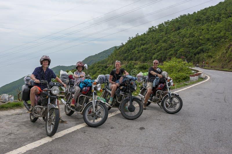 Gemakkelijke Ruiters Vietnam royalty-vrije stock foto
