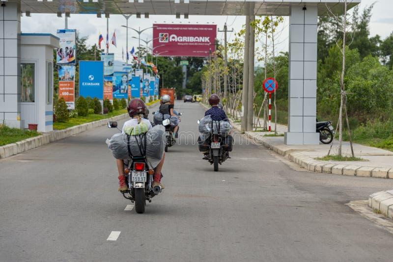 Gemakkelijke Ruiters Vietnam stock afbeeldingen