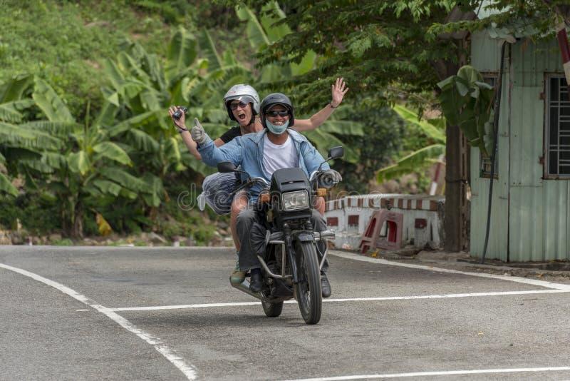 Gemakkelijke Ruiters Vietnam stock foto