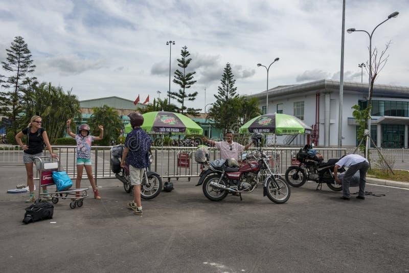 Gemakkelijke Ruiters Vietnam royalty-vrije stock afbeeldingen