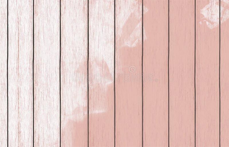 Gemalte hölzerne Hintergrundtapete mit Farbfarbe stockfotos