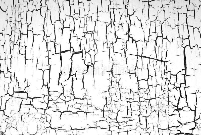 Gemalte Wand weiß lizenzfreies stockbild