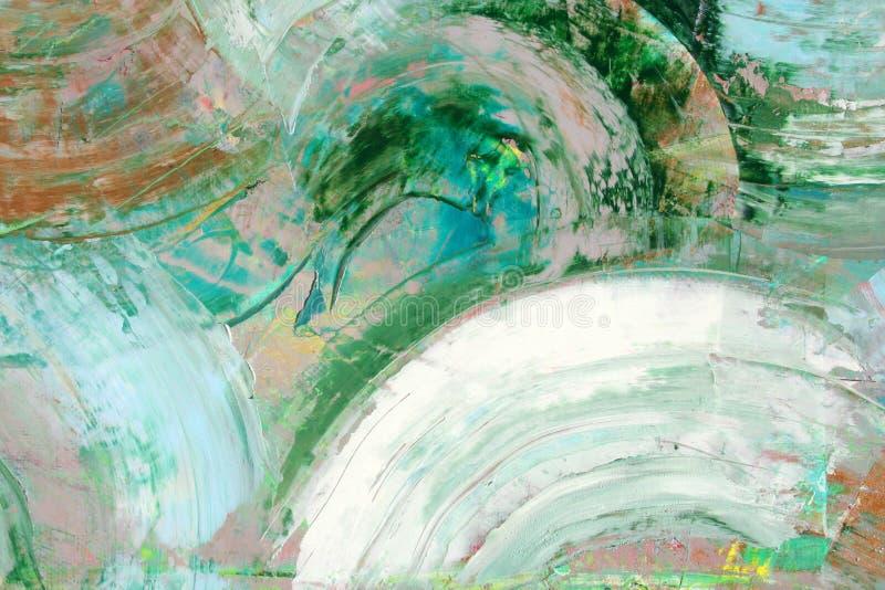 Gemaltes Segeltuch als Hintergrund. vektor abbildung