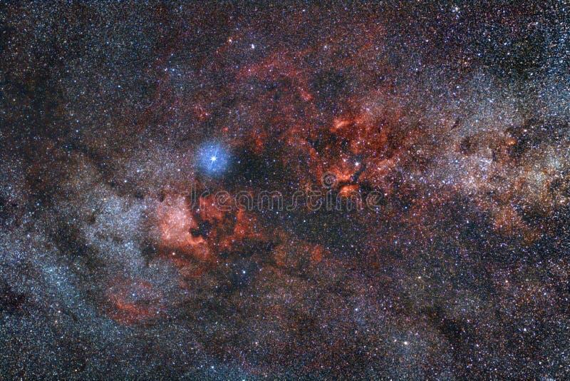 Gemas galácticas fotografia de stock royalty free