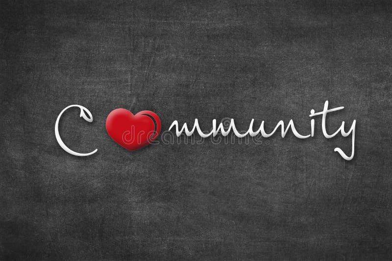 Gemeenschap stock fotografie