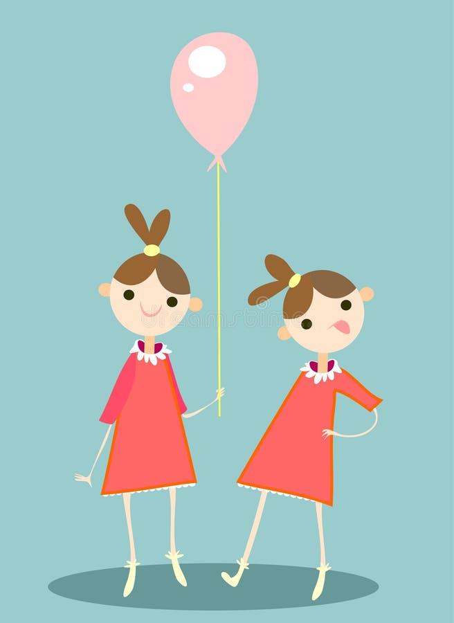 Gemelos libre illustration