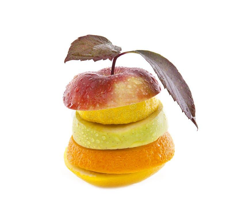Gemengd Fruit stock afbeeldingen